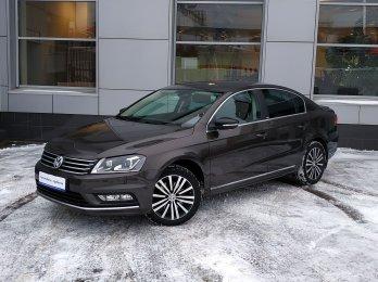 Volkswagen Passat 1.8 л (152 л. с.)