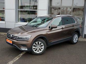 Volkswagen Tiguan 2.0 л (150 л. с.)