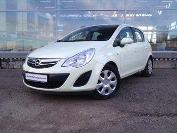 Opel Corsa 5dr 1.4 л (101 л. с.)