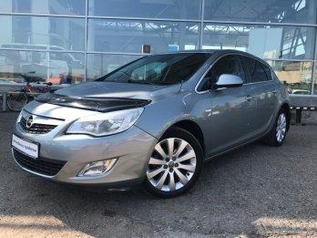 Opel Astra Хэтчбек 1.4 л (140 л. с.)