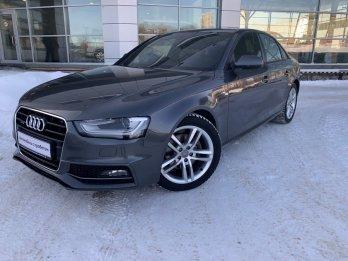 Audi A4 2.0 л (225 л. с.)