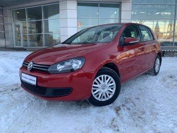Volkswagen Golf 1.6 л (102 л. с.)