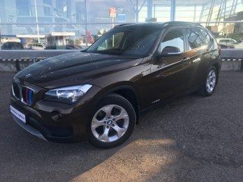 BMW X1 2.0 л (184 л. с.)
