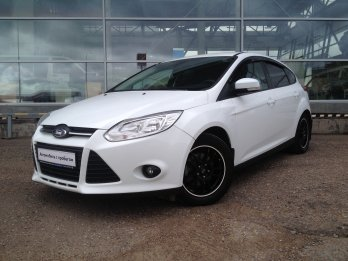 Ford Focus Hatchback 1.6 л (105 л. с.)