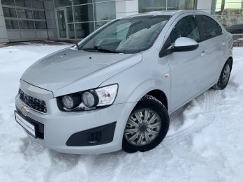 Chevrolet Aveo 1.6 л (115 л. с.)