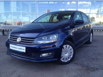Volkswagen Polo Sedan 1.6 л (110 л. с.)