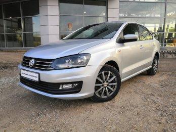Volkswagen Polo 1.6 л (109 л. с.)