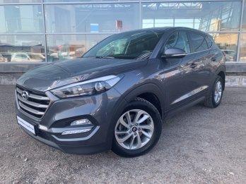 Hyundai Tucson 2.0 л (150 л. с.)