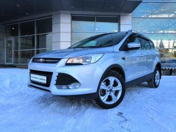 Ford Kuga 1.6 л (150 л. с.)