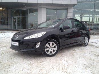 Peugeot 408 1.6 л (112 л. с.)