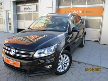 Volkswagen Tiguan 2.0 л (180 л. с.)