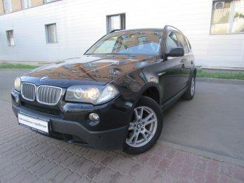 BMW X3 2.5 л (218 л. с.)