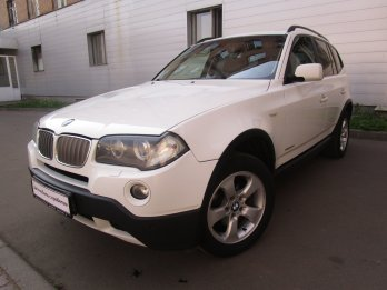 BMW X3 3.0 л (272 л. с.)