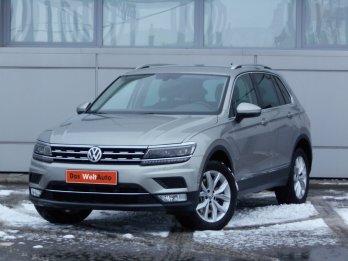 Volkswagen Tiguan 2.0 л (179 л. с.)