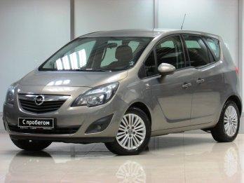 Opel Meriva 1.4 л (120 л. с.)