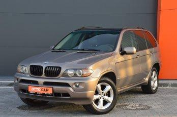 BMW X5 3.0 л (231 л. с.)