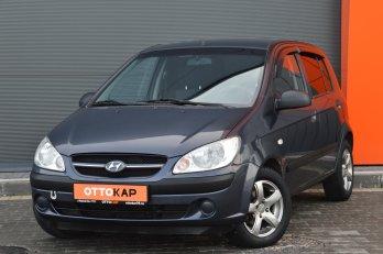 Hyundai Getz 1.4 л (97 л. с.)