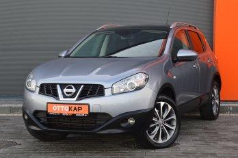 Nissan Qashqai 1.5 л (103 л. с.)