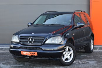 Mercedes-Benz ML 3.2 л (218 л. с.)