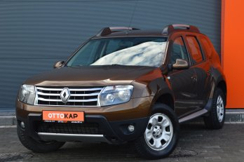 Renault Duster 1.5 л (90 л. с.)