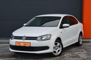 Volkswagen Polo Sedan 1.6 л (86 л. с.)