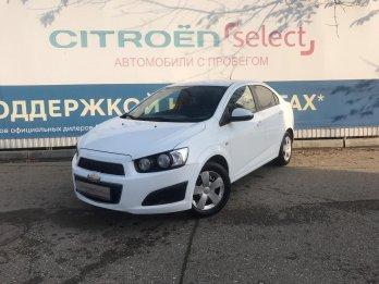 Chevrolet Aveo Седан 1.6 л (116 л. с.)