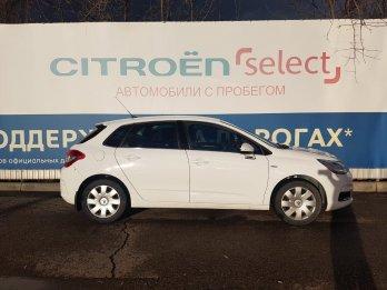 Citroen C4 1.6 л (120 л. с.)