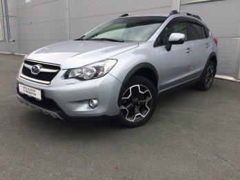 Subaru XV 2.0 л (150 л. с.)