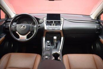 Lexus NX 2.0 л (151 л. с.)
