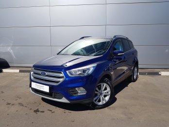 Ford Kuga 2.5 л (150 л. с.)