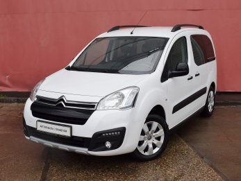 Citroen Berlingo 1.6 л (120 л. с.)