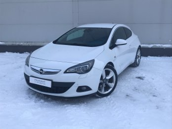 Opel Astra 1.4 л (140 л. с.)