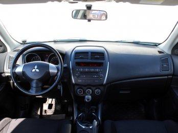 Mitsubishi ASX 1.8 л (140 л. с.)
