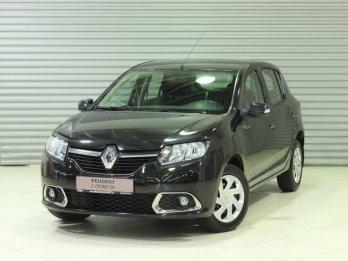 Renault Sandero 1.6 л (102 л. с.)