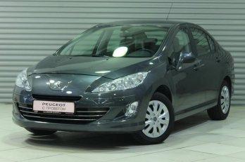 Peugeot 408 1.6 л (110 л. с.)