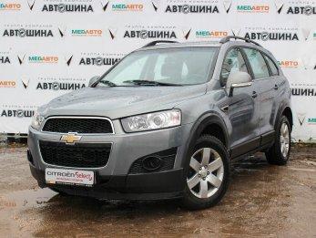 Chevrolet Captiva 2.4 л (167 л. с.)
