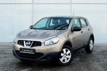 Nissan Qashqai 1.6 л (117 л. с.)
