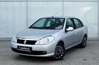 Renault Symbol 1.4 л (98 л. с.)