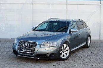 Audi A6 allroad 3.1 л (255 л. с.)