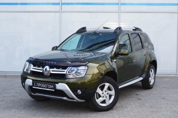 Renault Duster 1.5 л (109 л. с.)