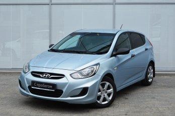 Hyundai Solaris 1.6 л (115 л. с.)