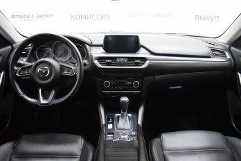 Mazda 6 2.0 л (145 л. с.)