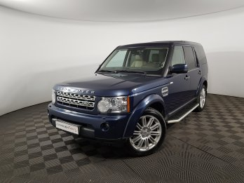 Land Rover Discovery 3.0 л (245 л. с.)
