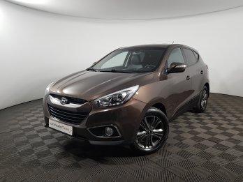 Hyundai ix35 2.0 л (150 л. с.)