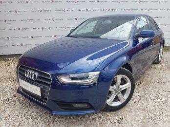 Audi A4 1.8 л (170 л. с.)