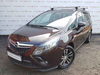 Opel Zafira Tourer 1.4 л (140 л. с.)