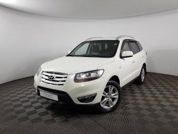 Hyundai Santa Fe 2.0 л (150 л. с.)