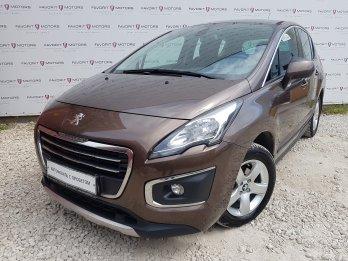 Peugeot 3008 1.6 л (115 л. с.)