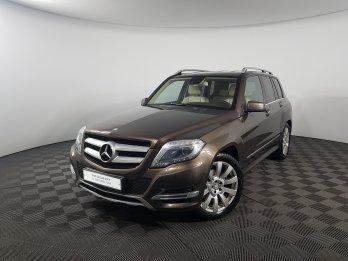 Mercedes-Benz GLK-klasse 2.1 л (125 л. с.)