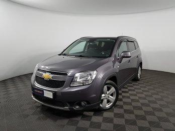 Chevrolet Orlando 1.8 л (141 л. с.)